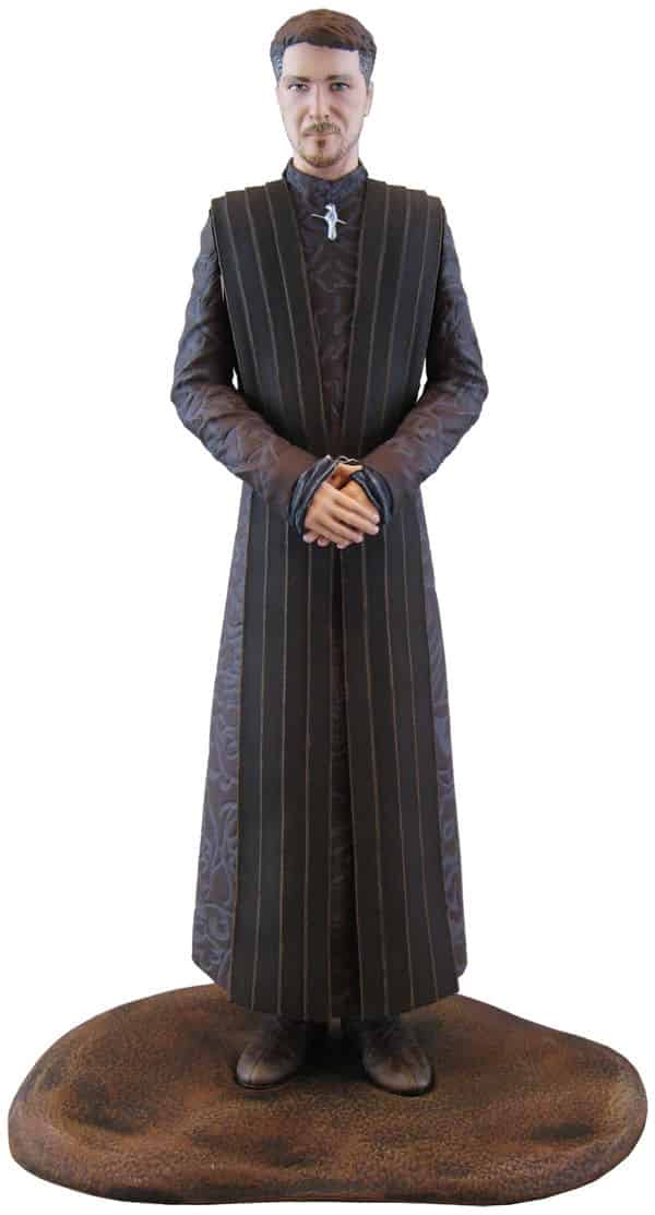 PETYR BAELISH MEÑIQUE FIGURA 19 CM HBO GAME OF THRONES