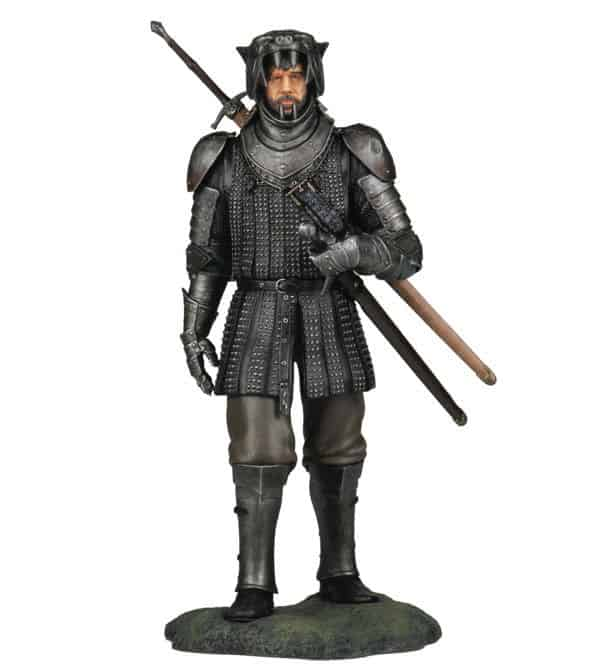 EL PERRO THE HOUND FIGURA 21 CM HBO GAME OF THRONES