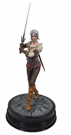CIRI FIGURA 20 CM THE WITCHER 3