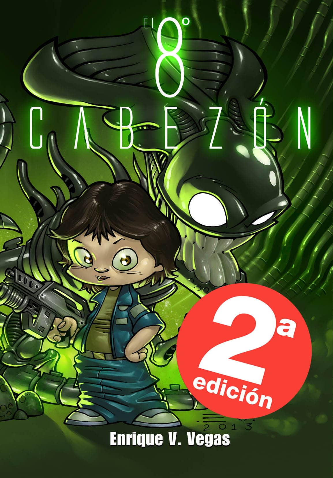EL 8º CABEZON  (TOMO). 2ª EDICION