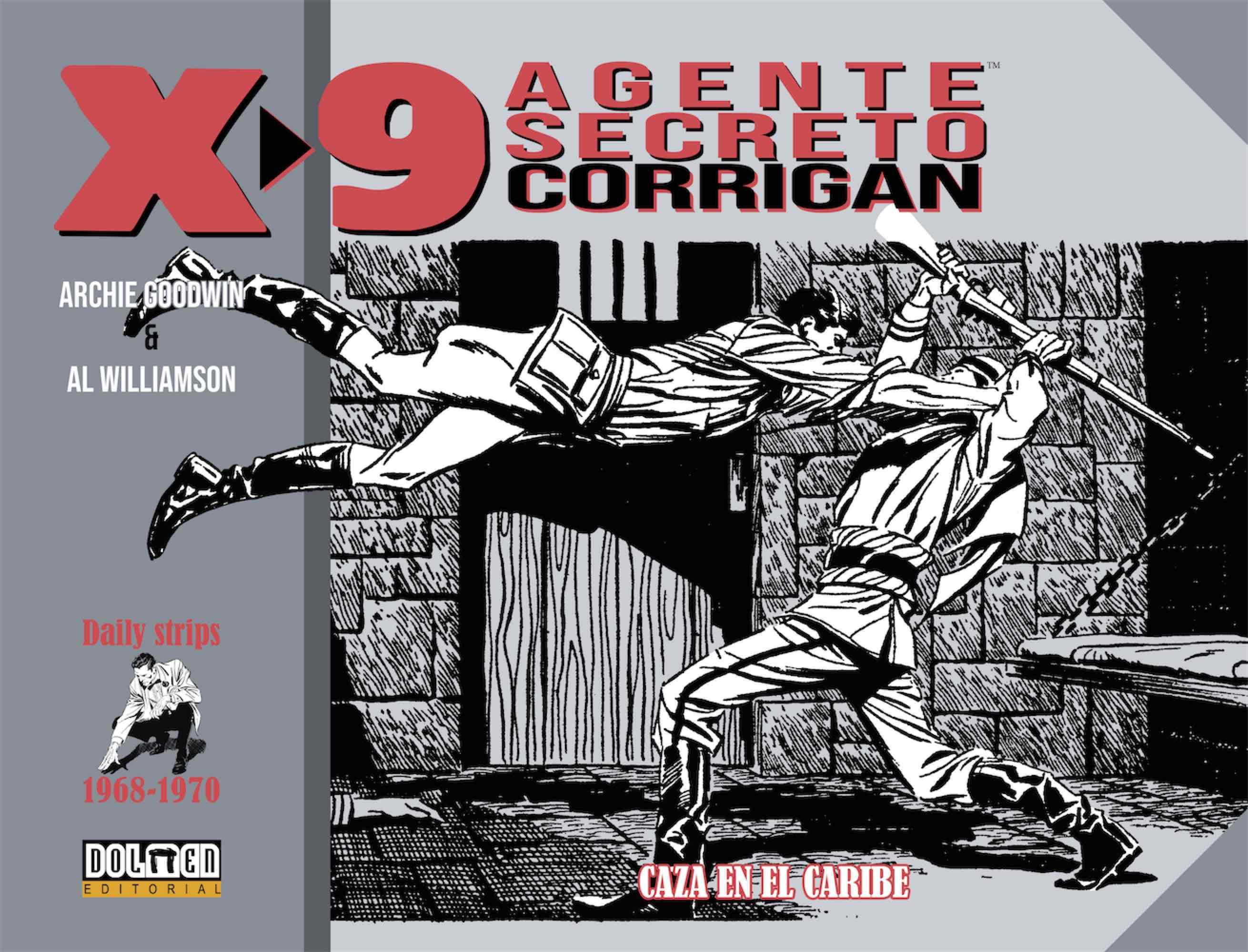 AGENTE SECRETO X-9. (1968-1970)