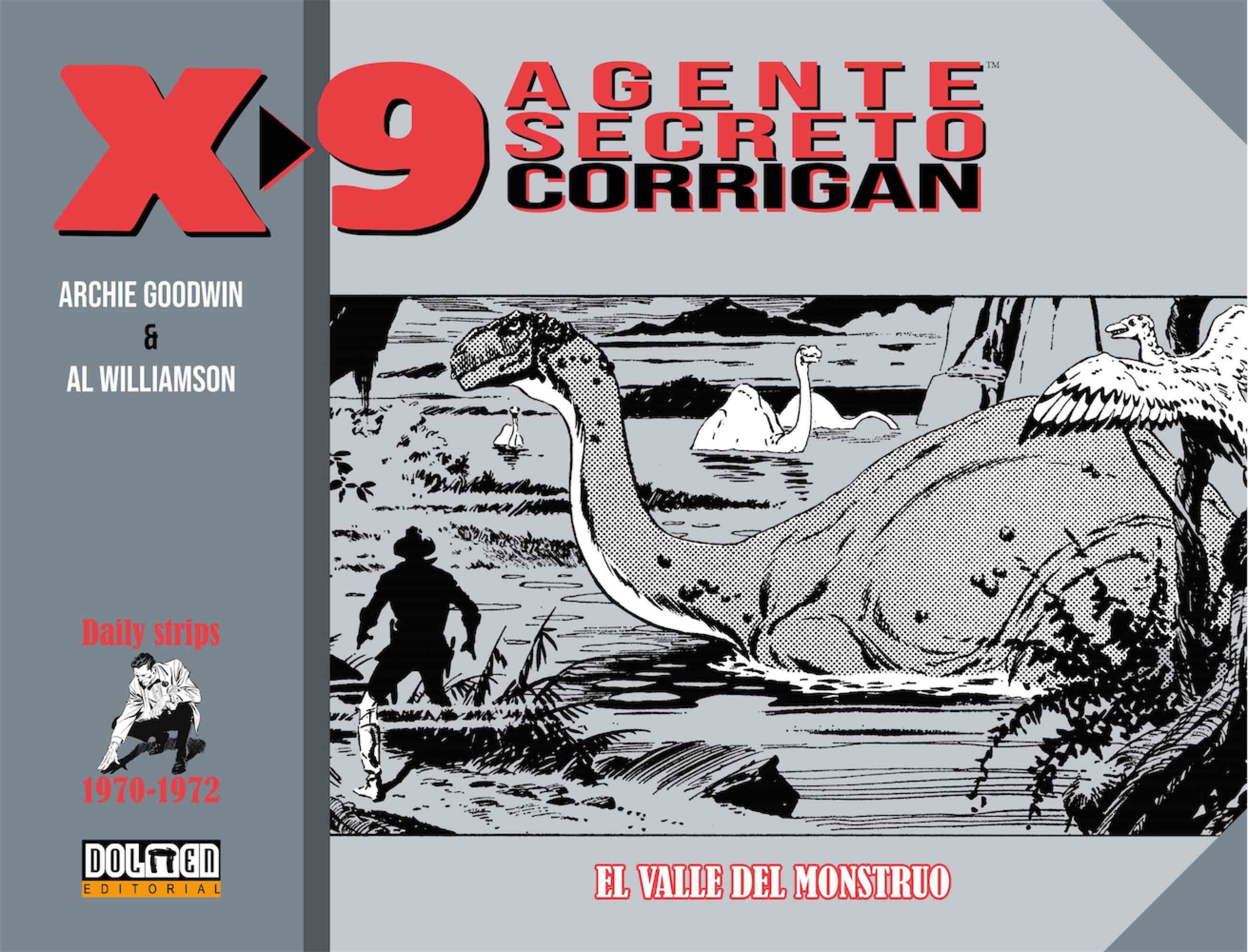 AGENTE SECRETO X-9. (1970-1972)
