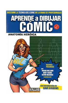 APRENDE A DIBUJAR COMIC VOL. 3