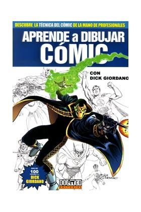 APRENDE A DIBUJAR COMIC VOL. 9: DICK GIORDANO