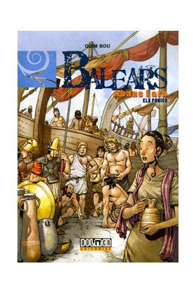 BALEARS ABANS I ARA 03: ELS PUNICS (CATALAN)