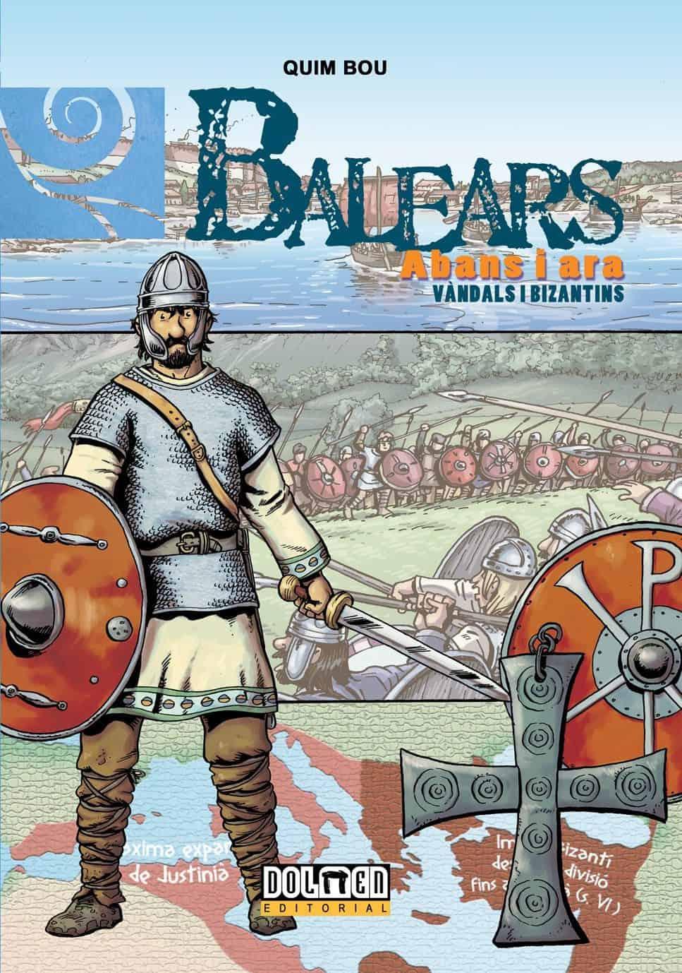 BALEARS ABANS I ARA 05: VANDALS I BIZANTINS (CATALAN)