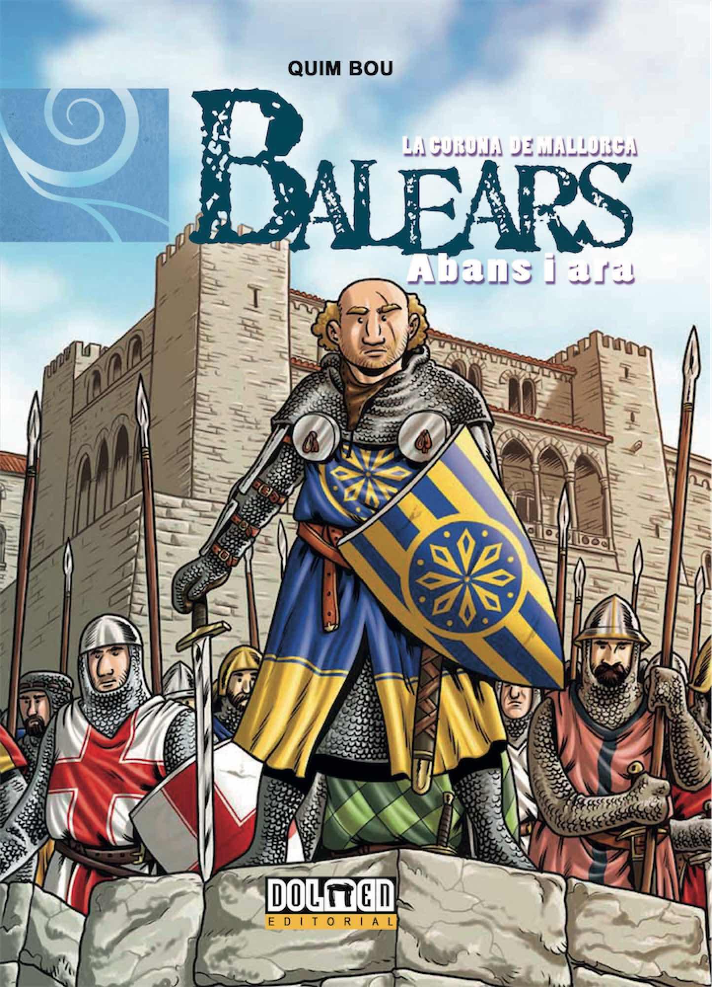 BALEARS ABANS I ARA 08: LA CORONA DE MALLORCA  (CATALAN)