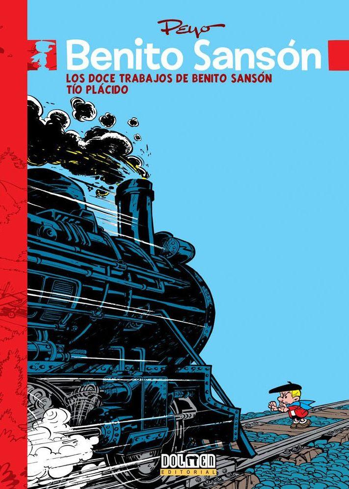 BENITO SANSON 02. LOS DOCE TRABAJOS DE BENITO SANSON Y TIO PLACIDO