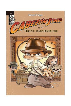 CABEZON JONES Y EL ARCA ESCONDIDA (EDICION CORREGIDA)