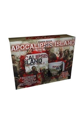 CAJA EXCLUSIVA APOCALIPSIS ISLAND