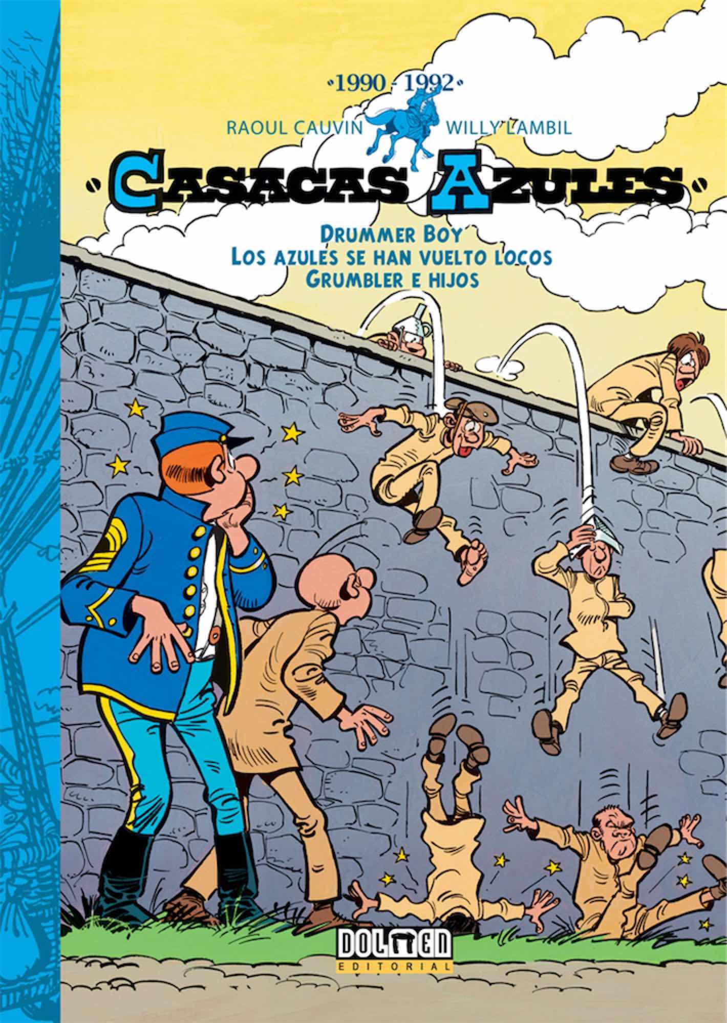 CASACAS AZULES 1990-1992