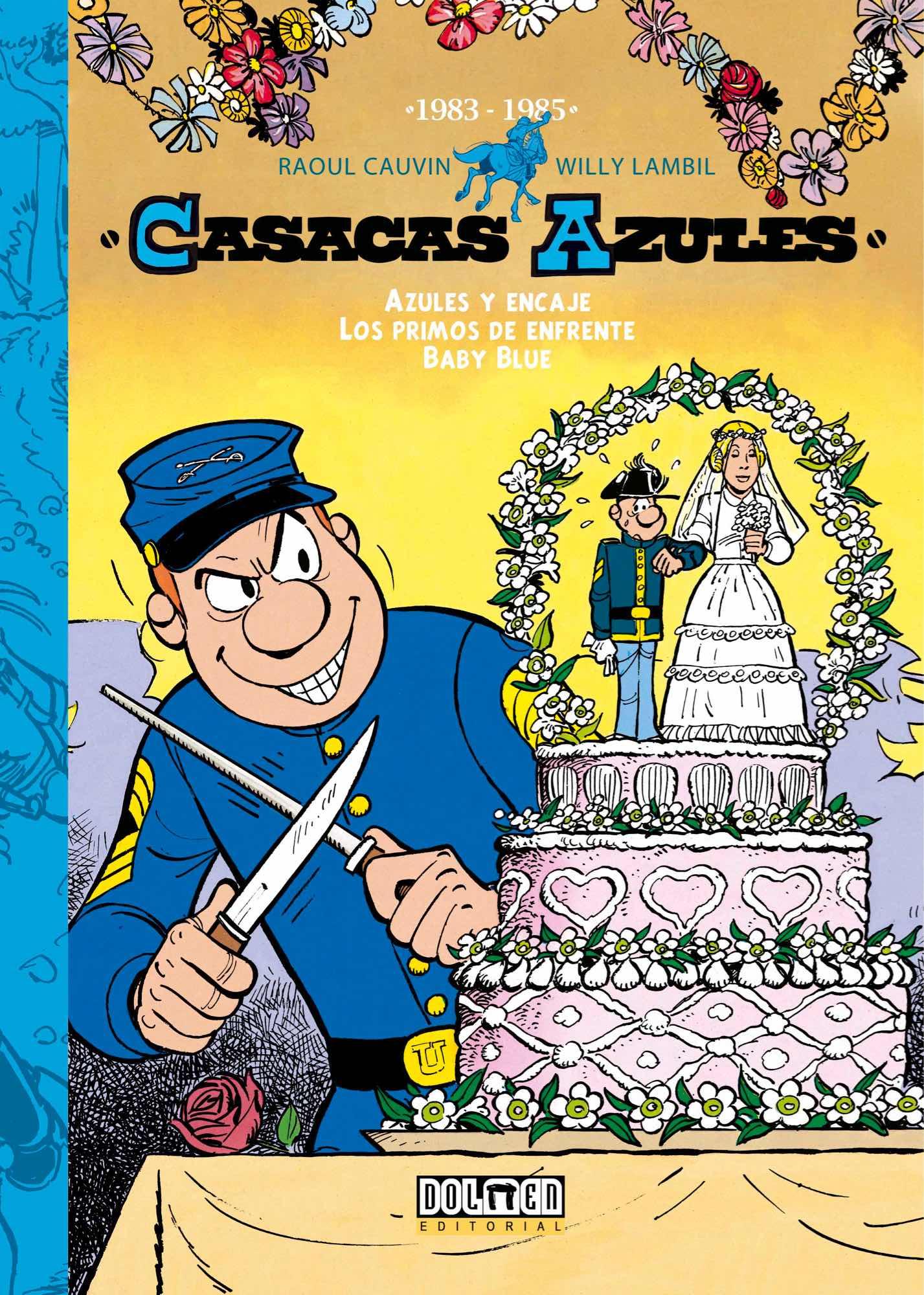 CASACAS AZULES 1983-1985