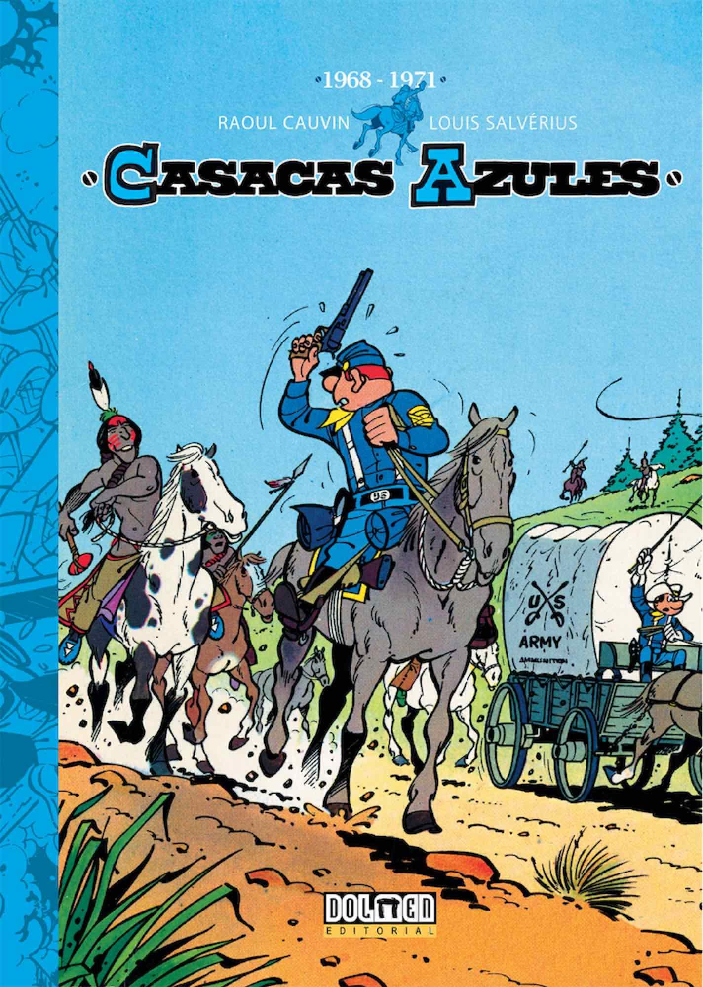 CASACAS AZULES 01. 1968-1971