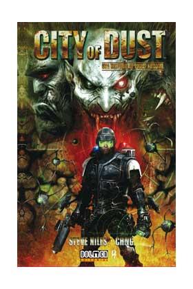 CITY OF DUST (COMIC)