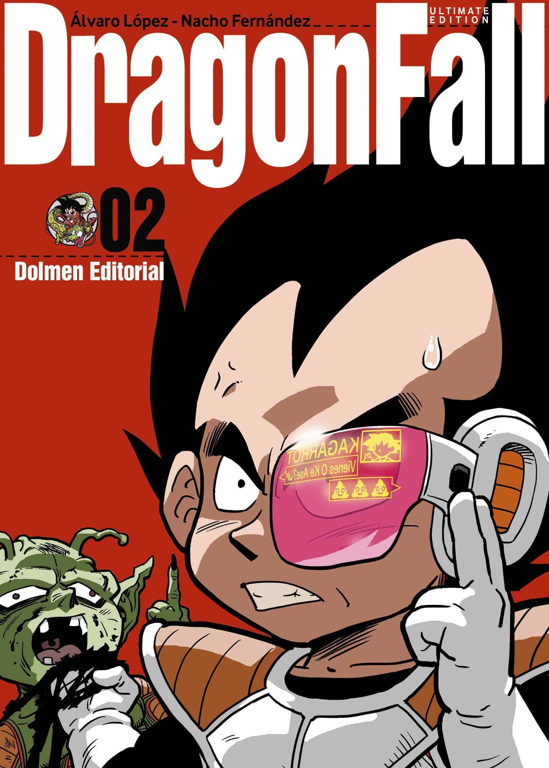 DRAGON FALL 02 - ULTIMATE EDITION