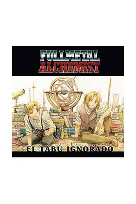 FULL METAL ALCHEMIST. EL TABU IGNORADO (BIBLIOTECA MANGA 3)
