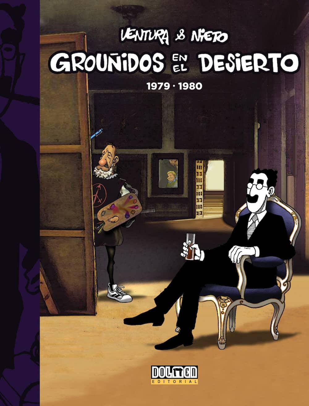 GROUÑIDOS EN EL DESIERTO 01 (1979-1980)