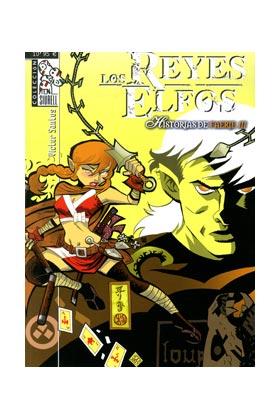 LOS REYES ELFOS: HISTORIAS DE FAERIE 03