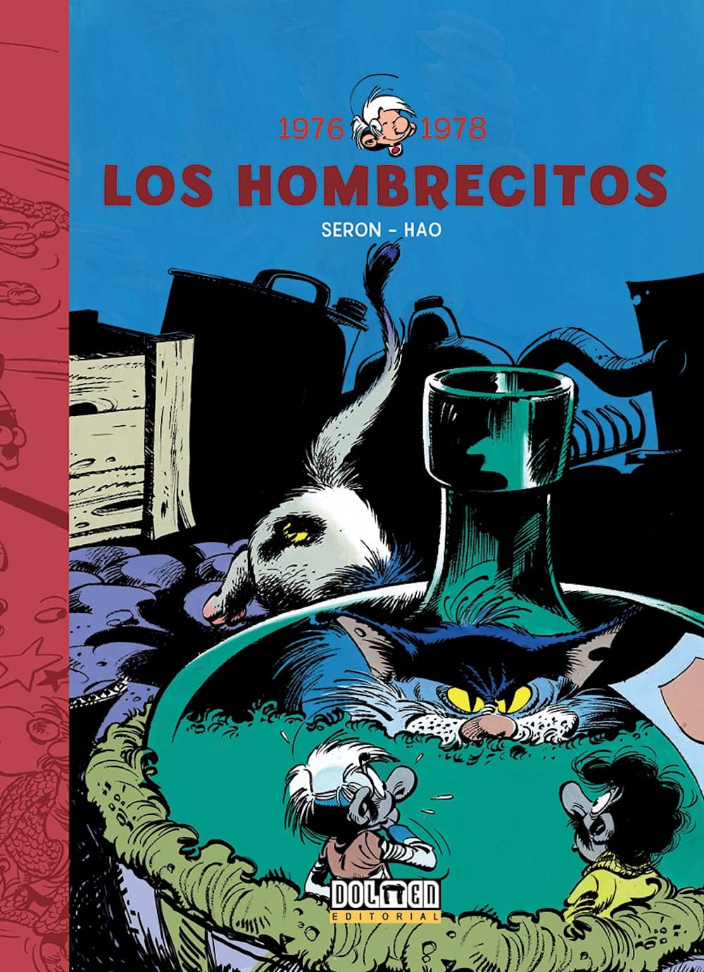 LOS HOMBRECITOS 05: 1976-1978