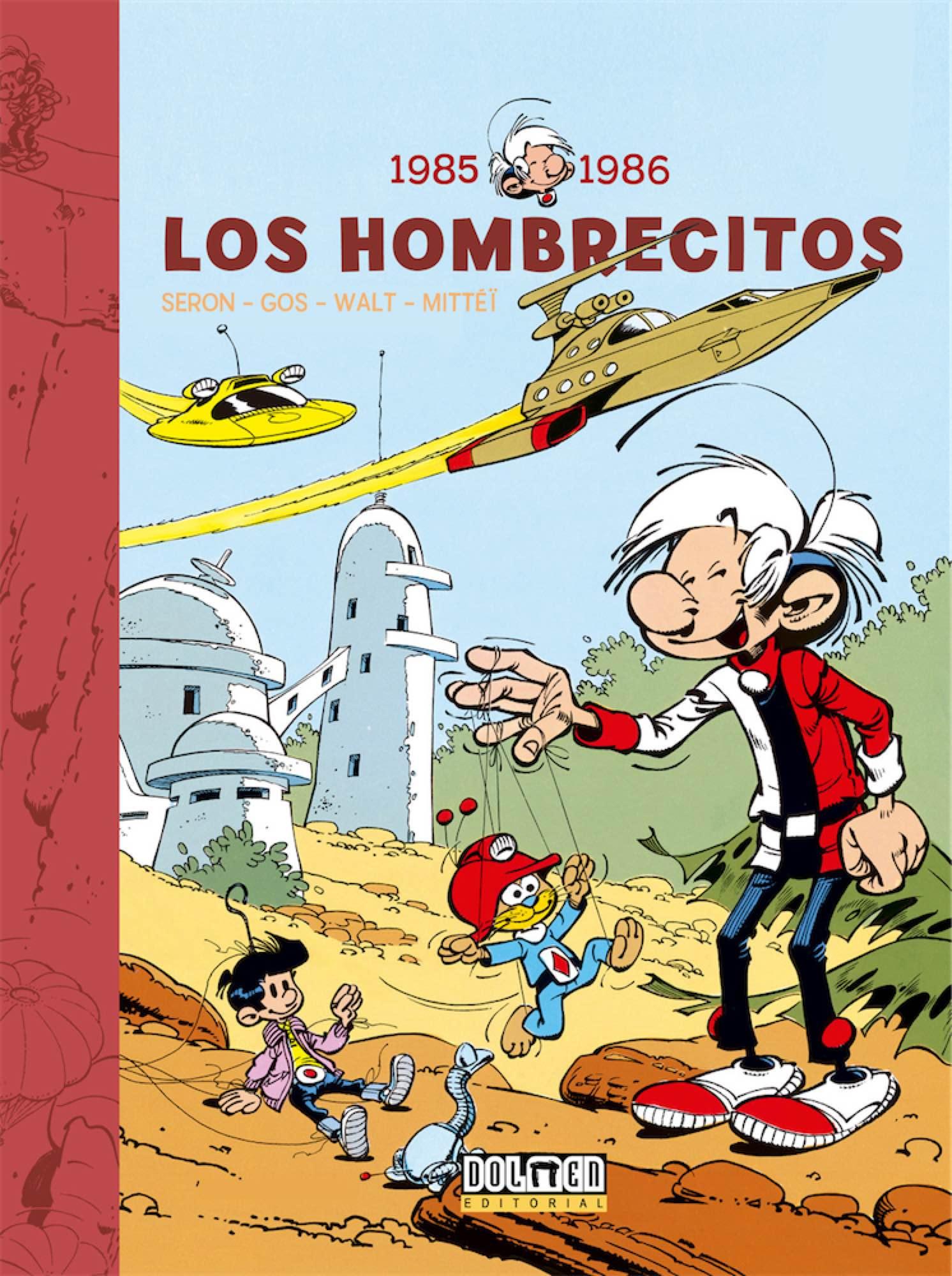 LOS HOMBRECITOS 08: 1985-1986