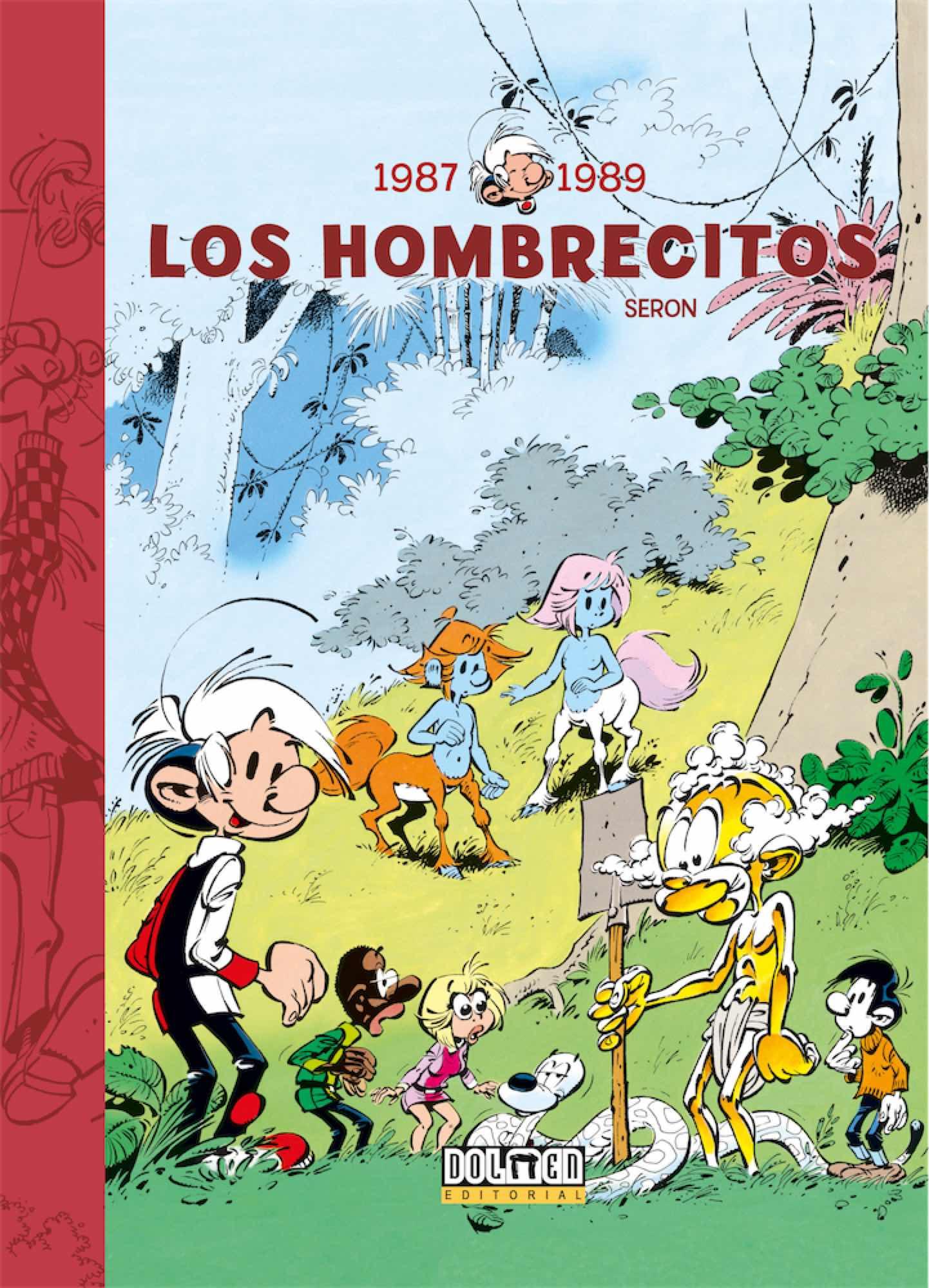LOS HOMBRECITOS 09: 1987-1989
