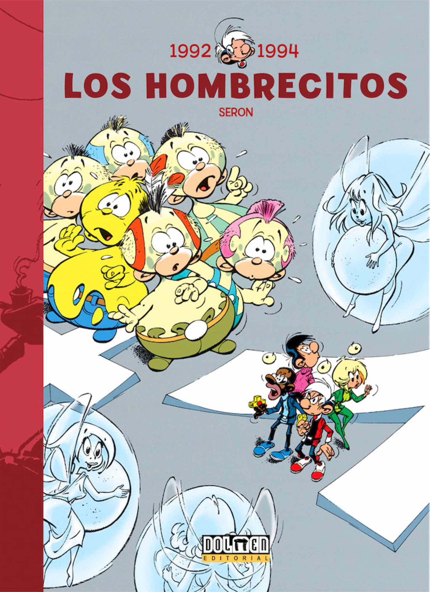LOS HOMBRECITOS 11: 1992-1994