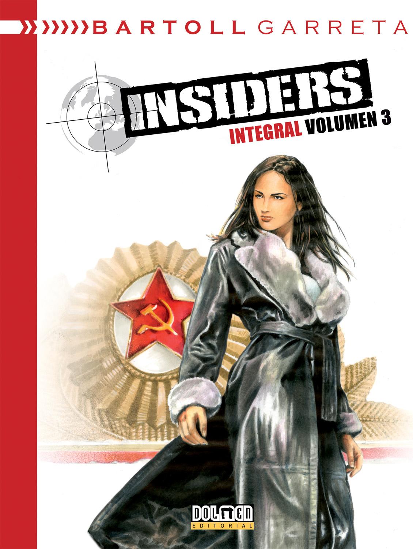INSIDERS INTEGRAL VOL. 03