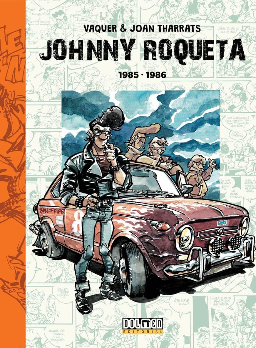 JOHNNY ROQUETA 02  (1985-1986)