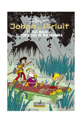 JOHAN Y PIRLUIT 05: EL PAIS MALDITO Y EL SORTILEGIO DE MALASOMBRA