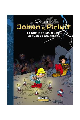 JOHAN Y PIRLUIT 07: LA NOCHE DE LOS BRUJOS, LA ROSA DE LAS ARENAS
