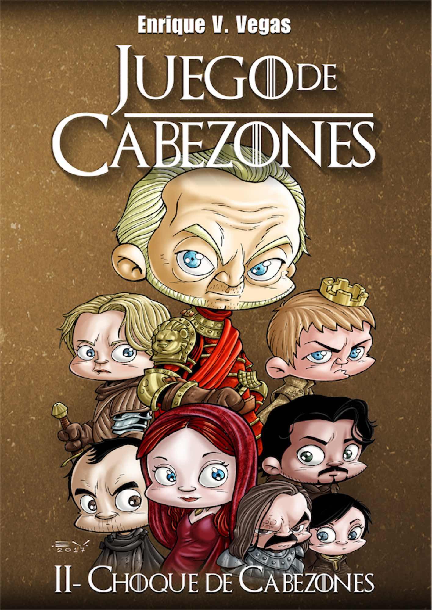 JUEGO DE CABEZONES 02. CHOQUE DE CABEZONES