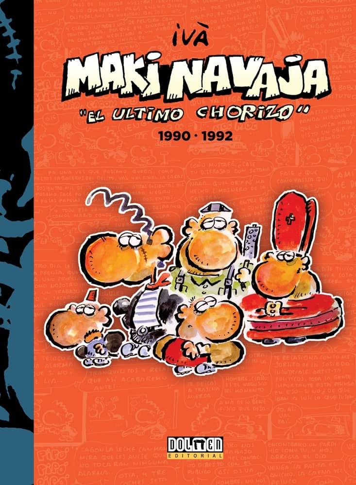 MAKINAVAJA VOL. 4 EL ULTIMO CHORIZO 1990-1992