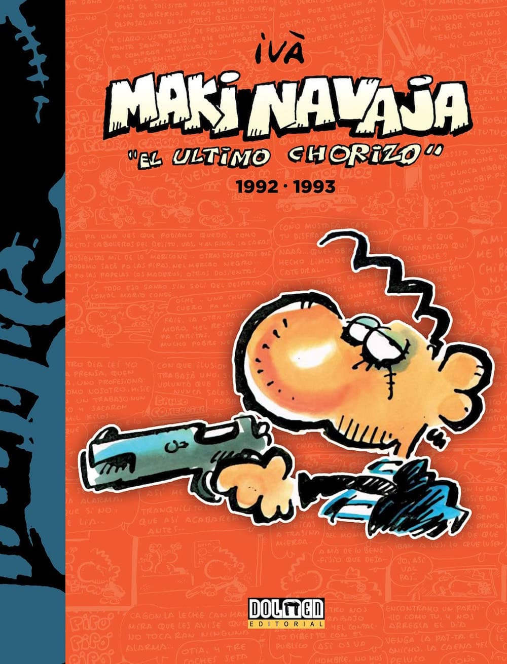 MAKINAVAJA VOL. 5 EL ULTIMO CHORIZO 1992-1993