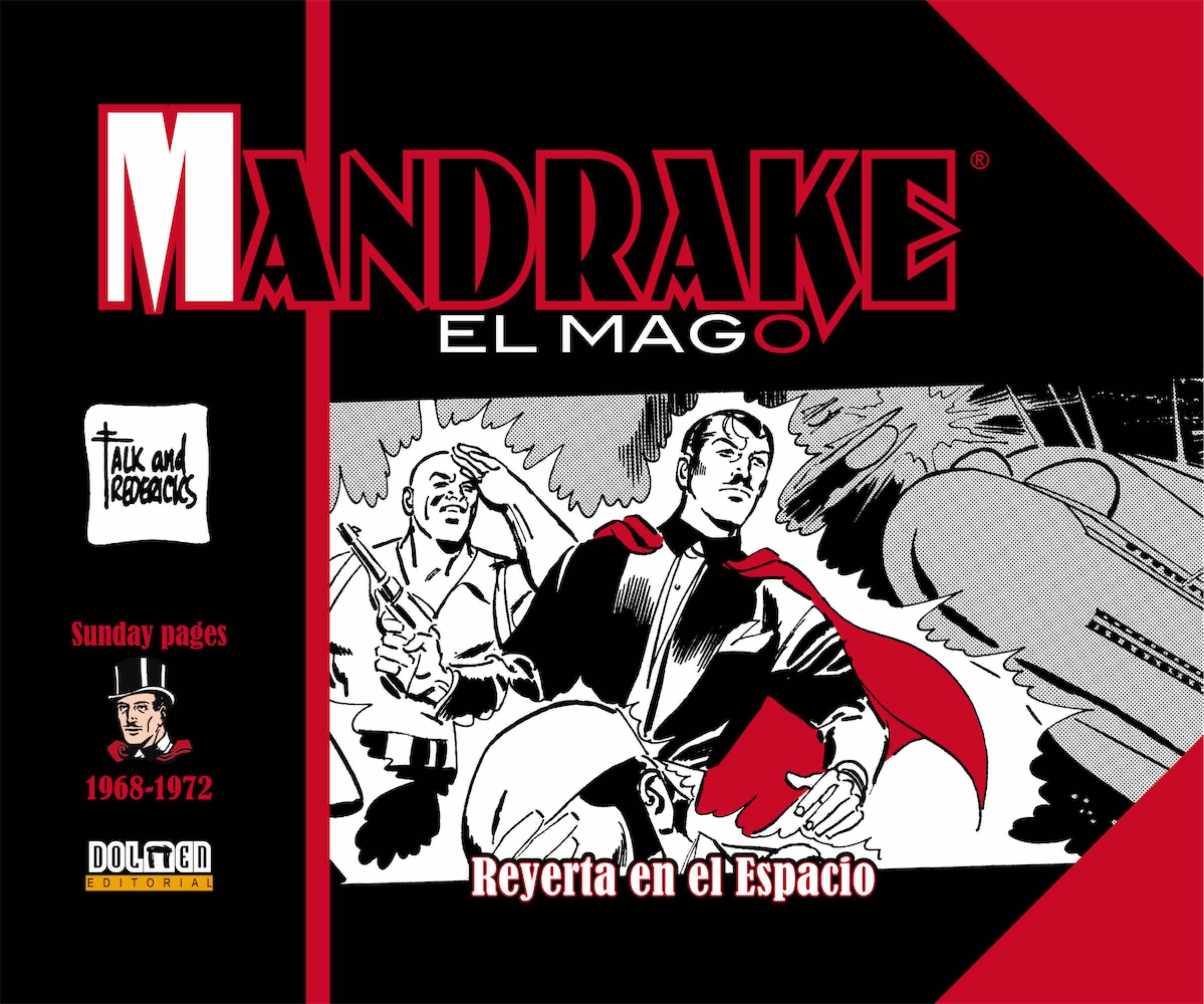 MANDRAKE EL MAGO 1968-1972