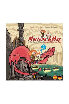 MARIONA & MAX EN LAS CUEVAS DEL DRACH