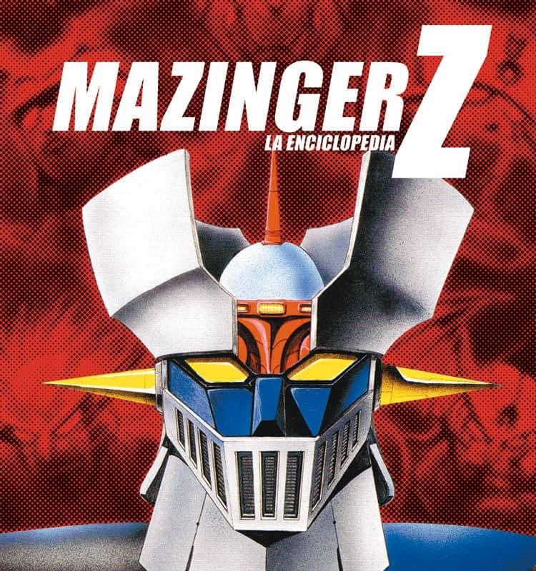 MAZINGER Z. LA ENCICLOPEDIA (MANGA BOOKS)
