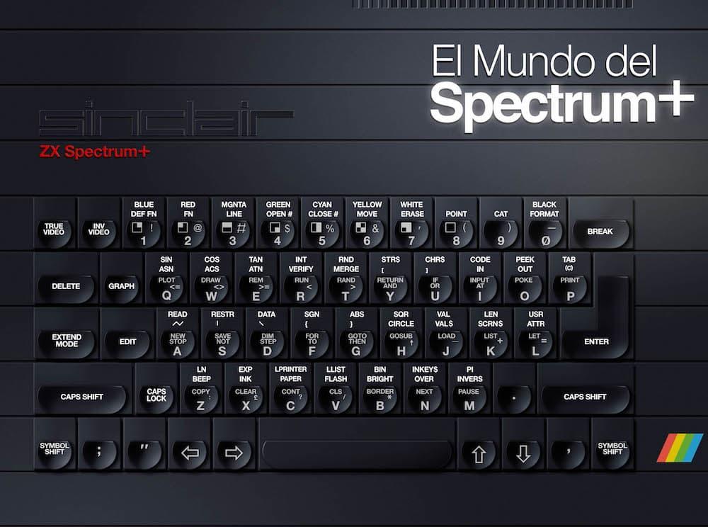 EL MUNDO DEL SPECTRUM+
