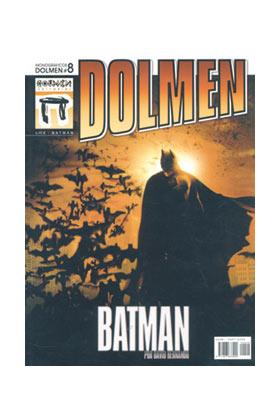 DOLMEN MONOGRAFICO 08: BATMAN