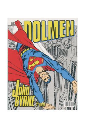 DOLMEN MONOGRAFICO 09: JOHN BYRNE 2ª PARTE