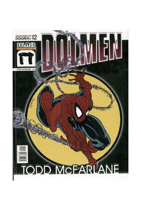 DOLMEN MONOGRAFICO 12: TODD MCFARLANE