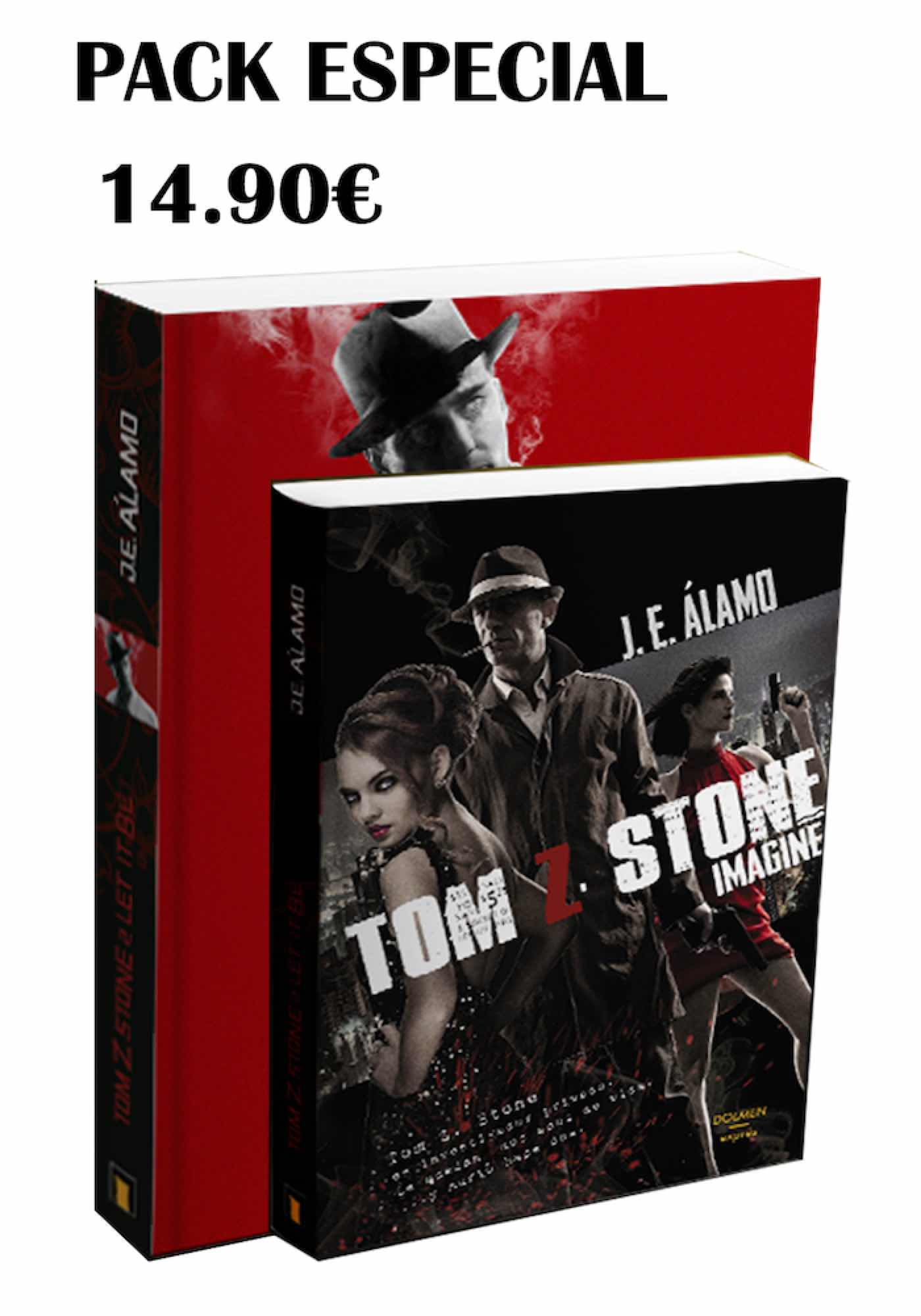 "PACK ESPECIAL ""TOM Z STONE"""
