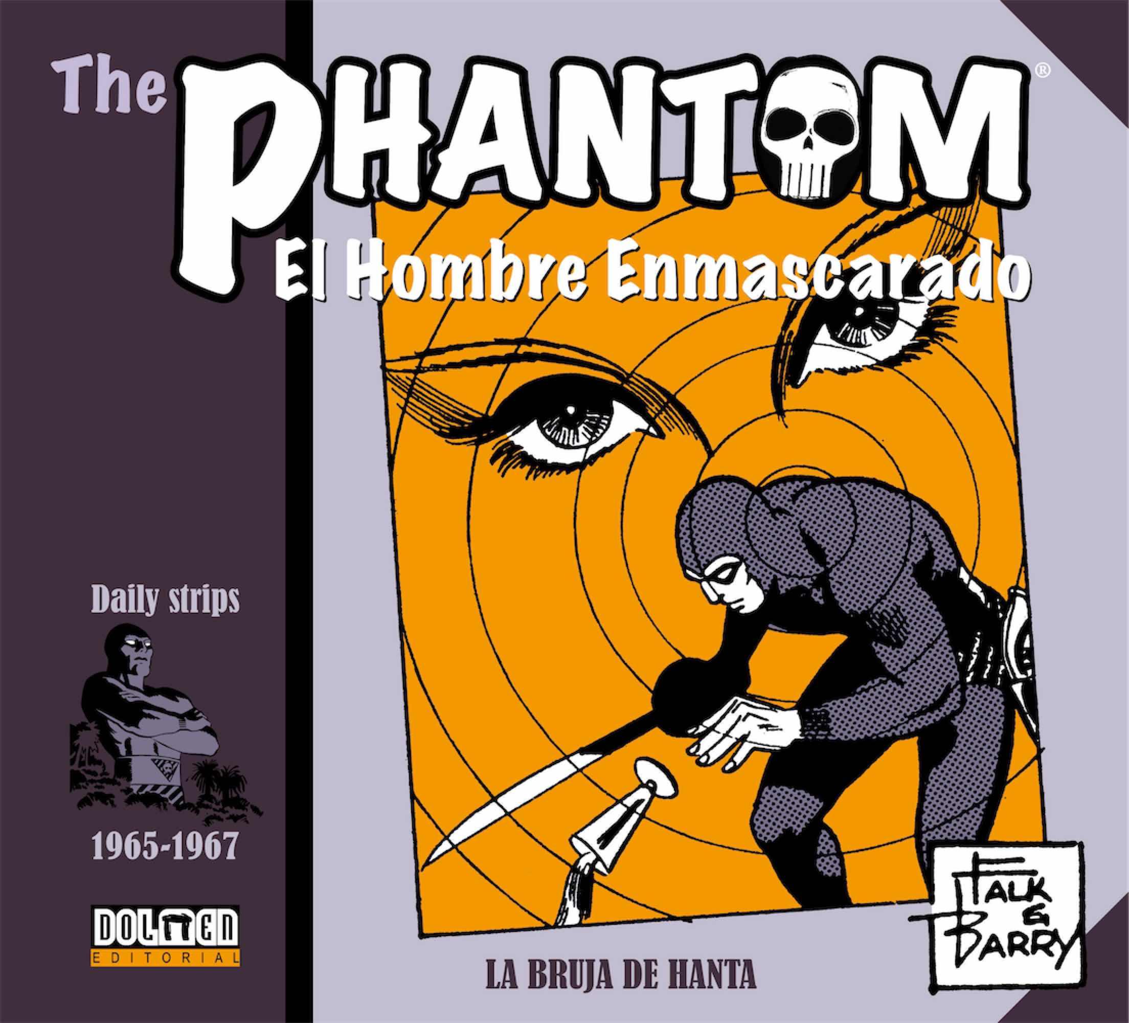 THE PHANTOM. EL HOMBRE ENMASCARADO (1965-1967) LA BRUJA DE HANTA