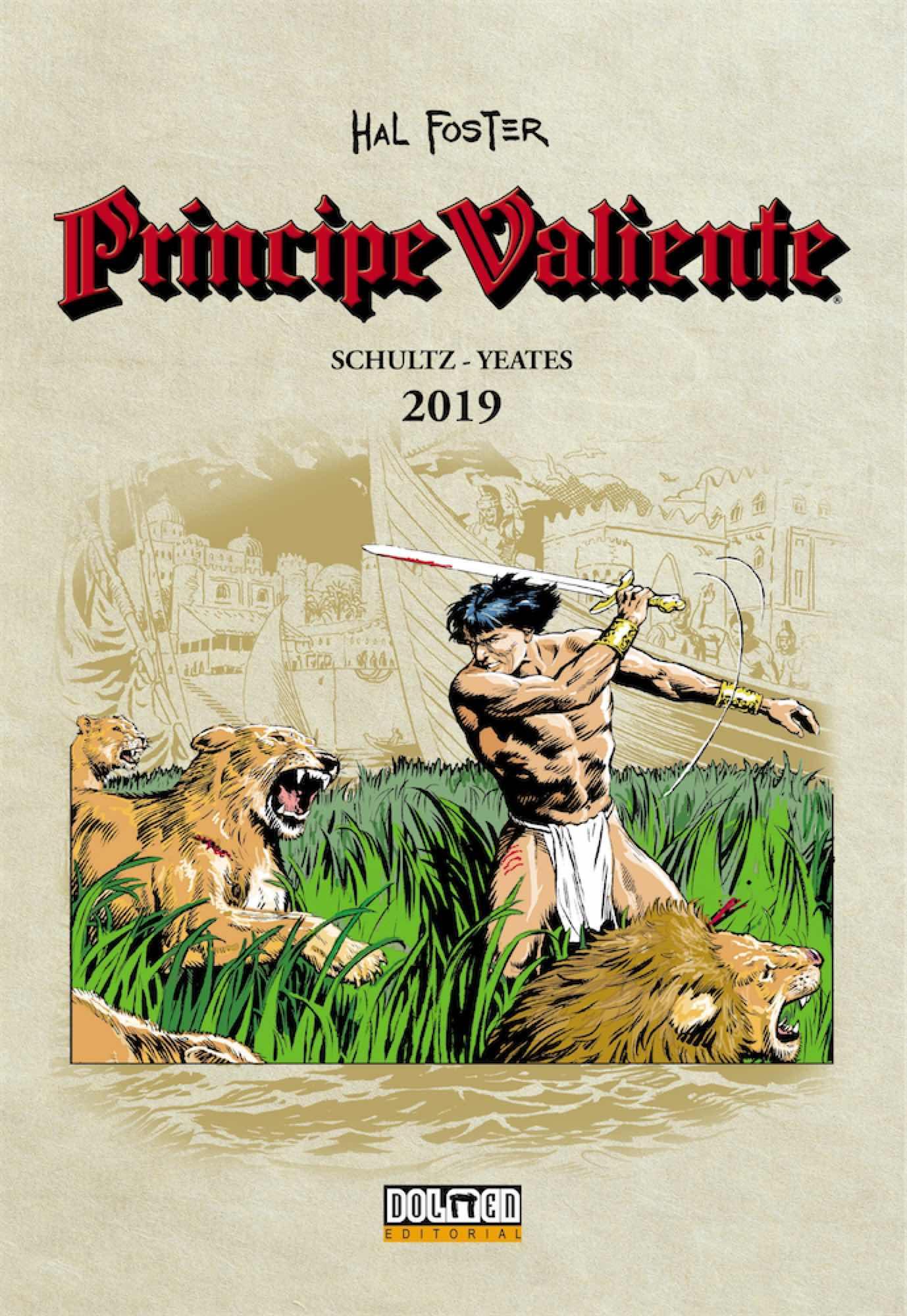 PRINCIPE VALIENTE 2019
