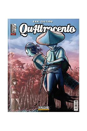 QU4TTROCENTO VOL.2 03 DANI CASTAÑO
