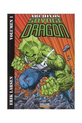 ARCHIVOS SAVAGE DRAGON VOL. 01 (COMIC)