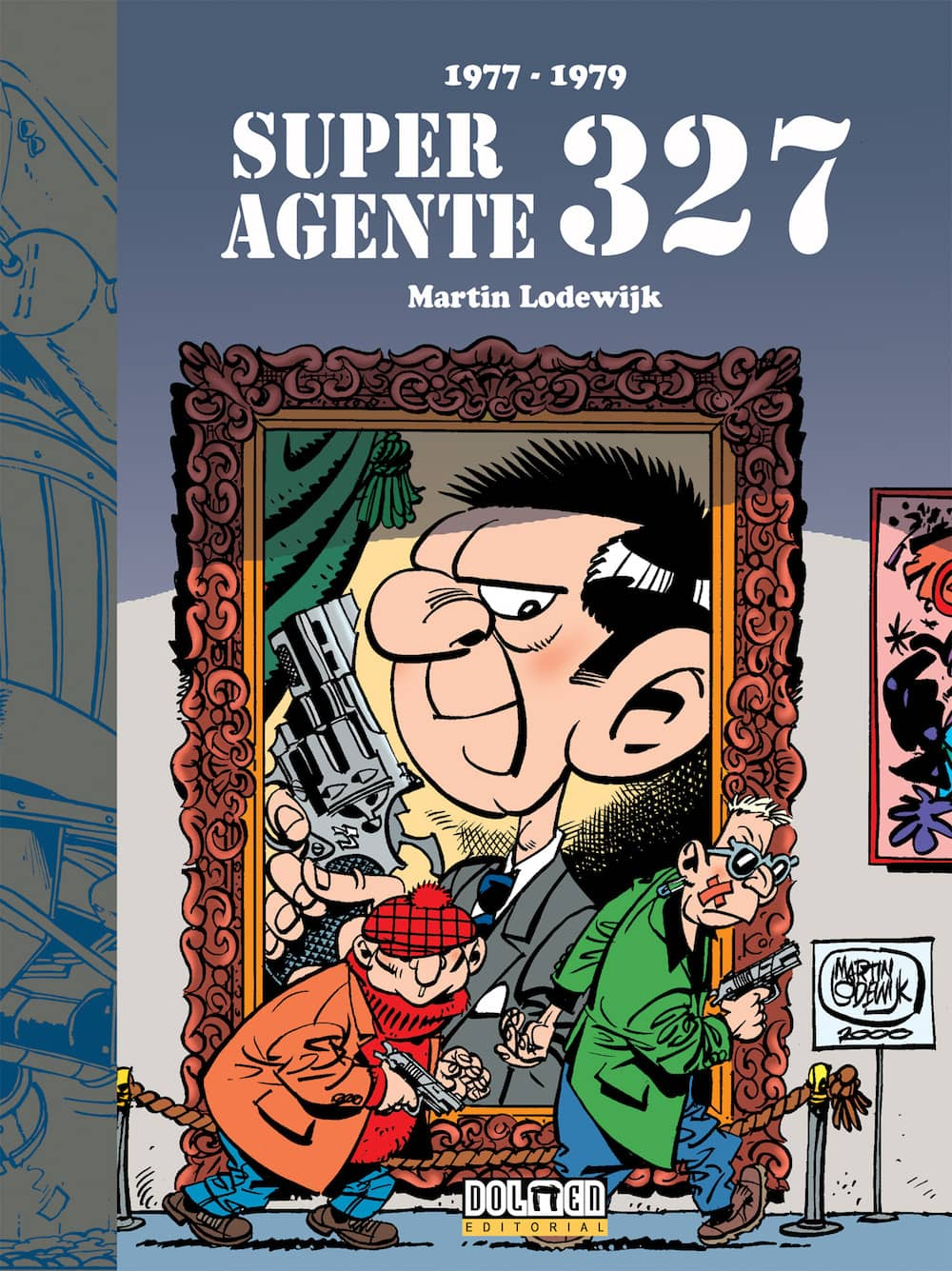 SUPERAGENTE 327