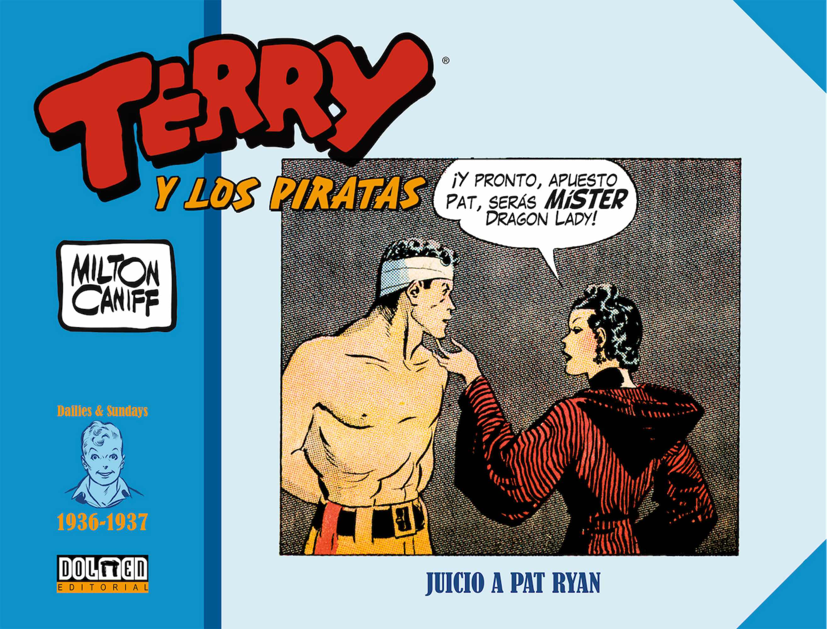 TERRY Y LOS PIRATAS: 1936-1937