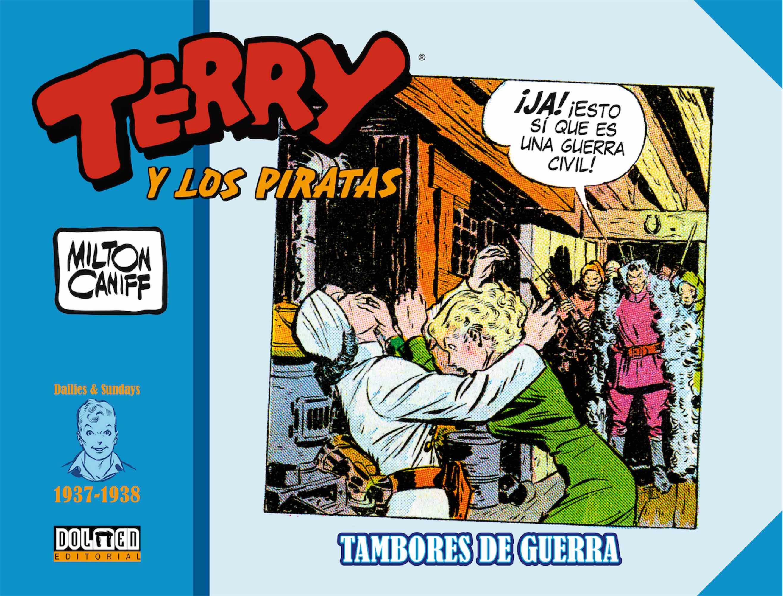 TERRY Y LOS PIRATAS: 1937-1938