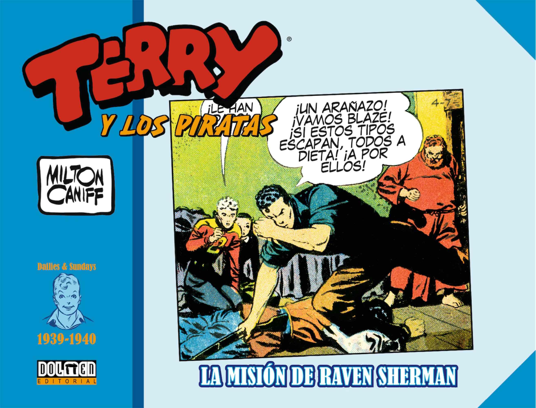 TERRY Y LOS PIRATAS: 1939 - 1940