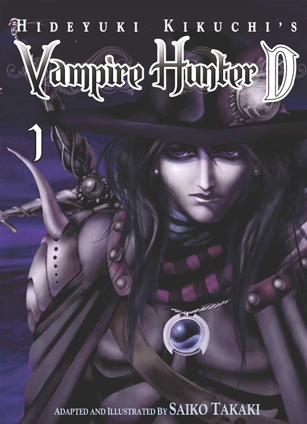 VAMPIRE HUNTER D 01 (COMIC)